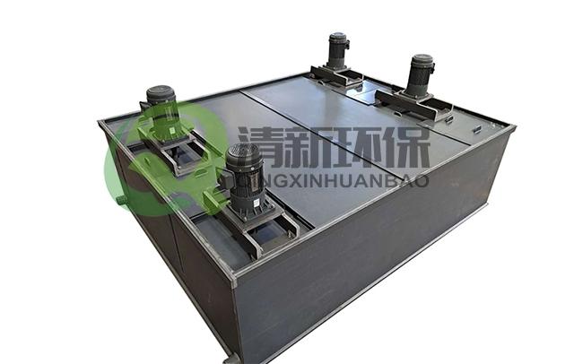 PP/PVC萃取箱