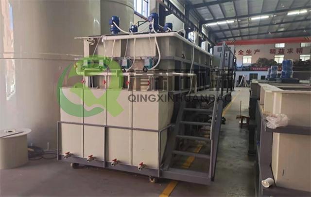 氨氮一体化废水处理设备(处理量:100m3/d)