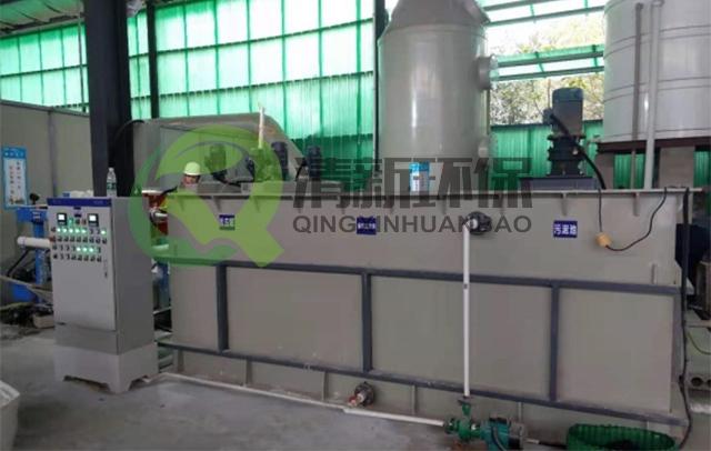 含氟废水处理设备一体化