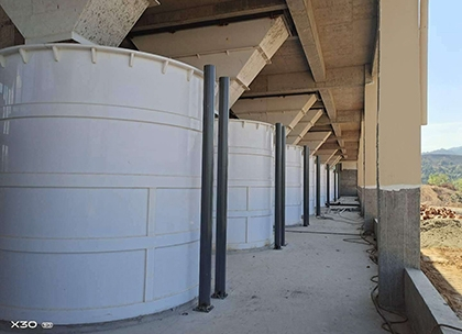 PP储罐相较于传统防腐储罐的优势
